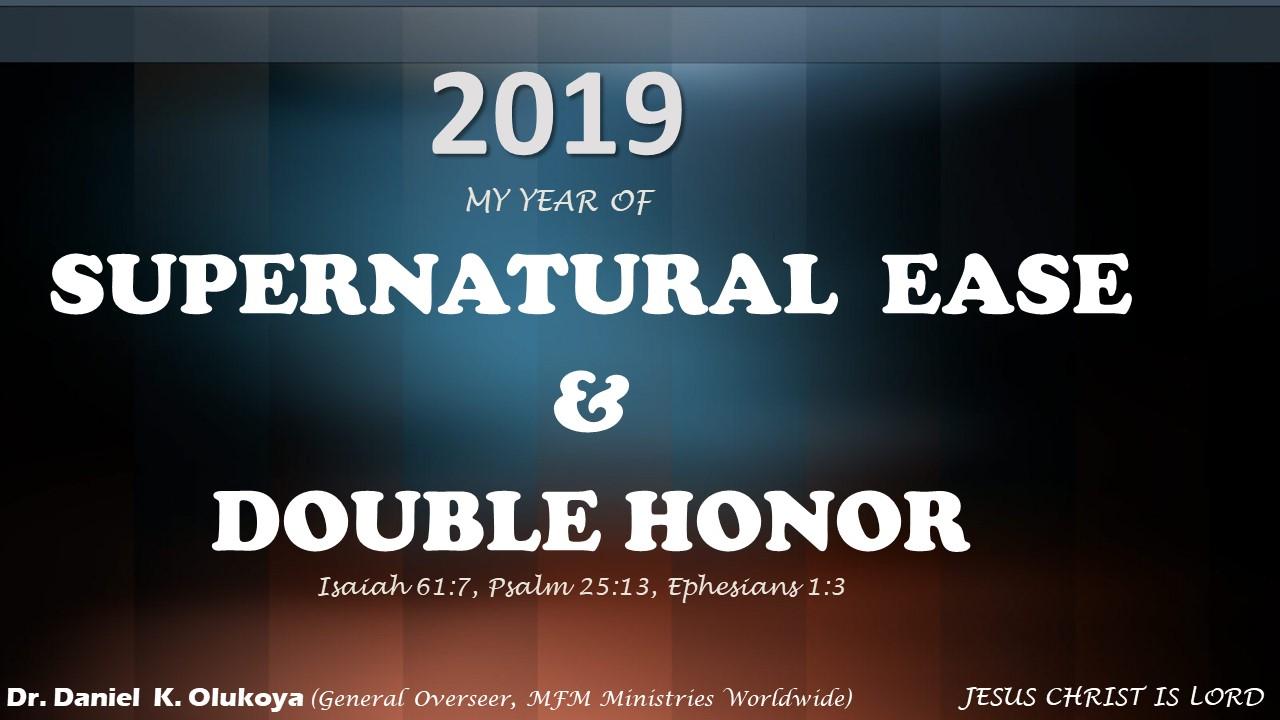 70 Days Prayer And Fasting 2019